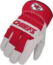 Sports Vault Kansas City Chiefs Work Gloves product image