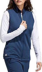 adidas Women's Primegreen COLD.RDY Full Zip Golf Vest product image