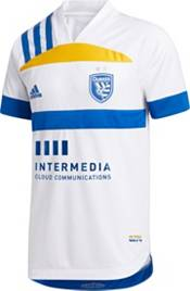 adidas Men's San Jose Earthquakes '20 Secondary Authentic Jersey product image