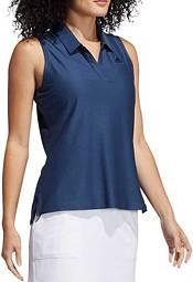 adidas Women's Go-To Sleeveless Polo Shirt product image