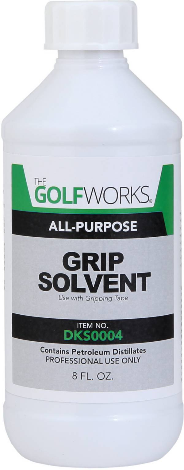 The GolfWorks Grip Solvent product image