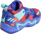 adidas Kids' Preschool D.O.N. Issue #3 Basketball Shoes product image
