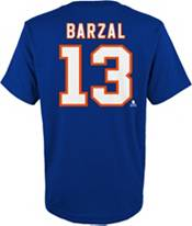 NHL Youth New York Islanders Mathew Barzal #13 Royal Player T-Shirt product image