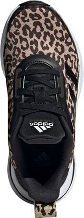 adidas Kids' Grade School FortaRun Leopard Shoes product image