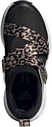adidas Kids' Preschool FortaRun Leopard Shoes product image