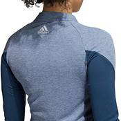 adidas Women's HEAT.RDY Mock Neck Long Sleeve Golf Shirt product image