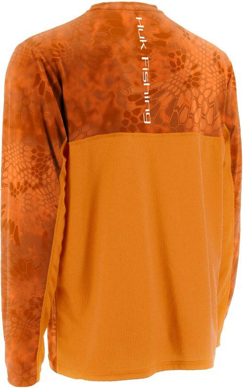 d726b514cc0 Huk Men's Kryptek ICON Long Sleeve Shirt. noImageFound. Previous. 1. 2