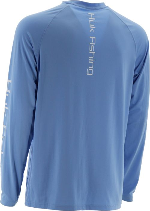 0f62d495d Huk Men's Pursuit Vented Long Sleeve Shirt | DICK'S Sporting Goods