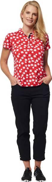 Sport Haley Women's Flora Short Sleeve Golf Polo product image