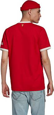 adidas Men's Manchester United '21 Home Replica Jersey product image