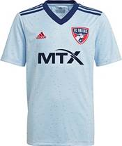adidas Youth FC Dallas '21-'22 Secondary Replica Jersey product image