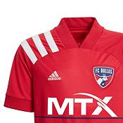 adidas Youth FC Dallas '20-'21 Primary Replica Jersey product image