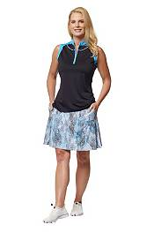 Sport Haley Women's Patsy Colorblock Sleeveless Golf Polo product image