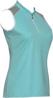 Sport Haley Women's Boca Colorblock Sleeveless Golf Polo product image