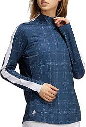 adidas Women's Printed Sun Long Sleeve Golf Shirt product image