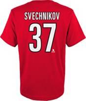 NHL Youth Carolina Hurricanes Andrei Svechnikov #37 Red T-Shirt product image