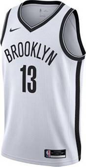Nike Men's Brooklyn Nets James Harden #13 White Dri-FIT Association Jersey product image