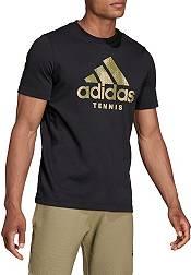 Adidas Men's Graphic Camo Tennis T-Shirt product image