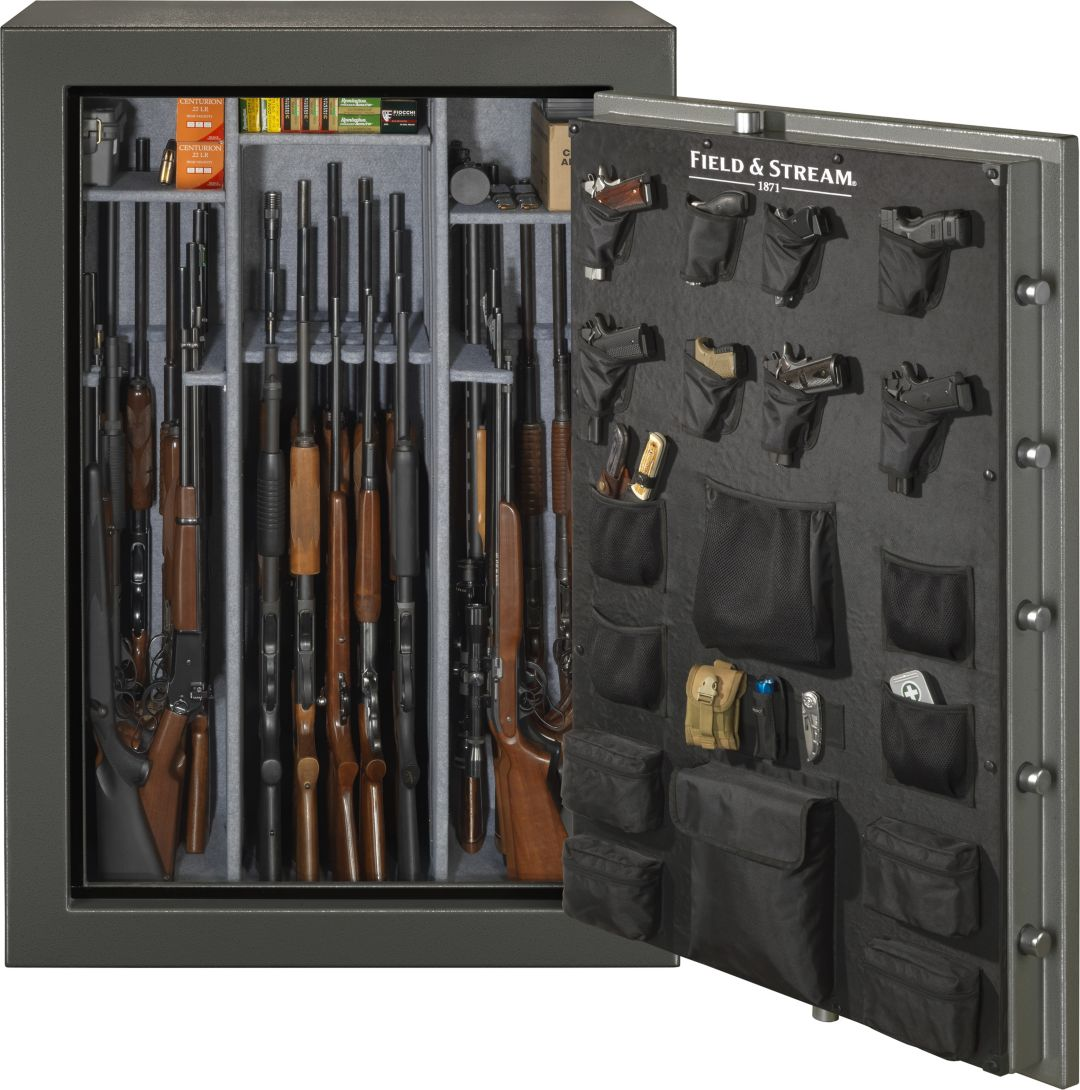Field & Stream Pro 54 + 8 Gun Fire Safe with Electronic Lock