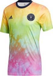 adidas Men's Inter Miami CF Tie-Dye Pride Jersey product image