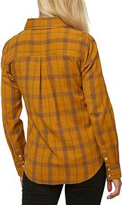 O'Neill Women's Nash Plaid Flannel Top product image