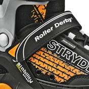 Roller Derby Boys' Stryde Adjustable Inline Skates product image
