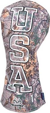 CMC Design Realtree USA Camo Driver Headcover product image