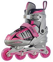 DBX Girls' Equinox Adjustable Inline Skate Package product image