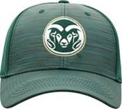 Top of the World Men's Colorado State Rams Green Intrude 1Fit Flex Hat product image