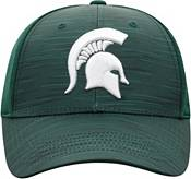 Top of the World Men's Michigan State Spartans Green Intrude 1Fit Flex Hat product image