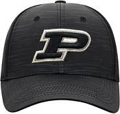 Top of the World Men's Purdue Boilermakers Intrude 1Fit Flex Black Hat product image