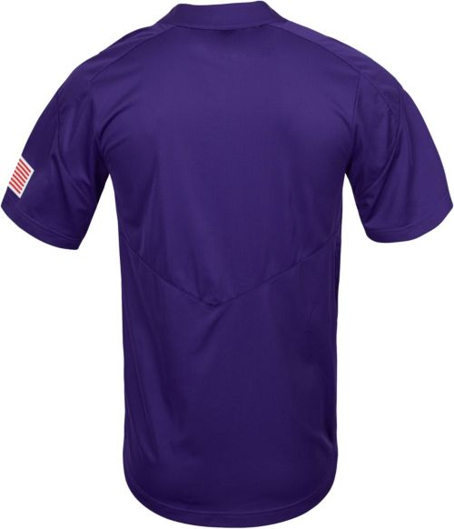 Nike Men s LSU Tigers Purple Dri-FIT Replica Baseball Jersey. noImageFound.  Previous. 1. 2 5c9a67d2c