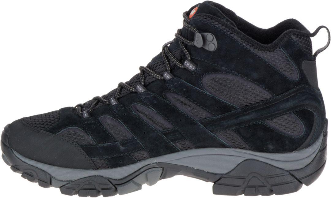 8a4ec19bc1d Merrell Men's Moab 2 Ventilator Mid Hiking Boots