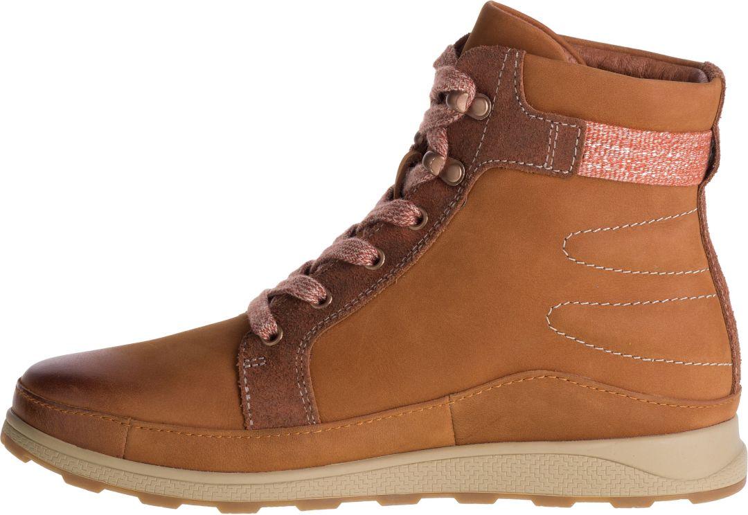 306568da096 Chaco Women's Sierra Waterproof Casual Boots