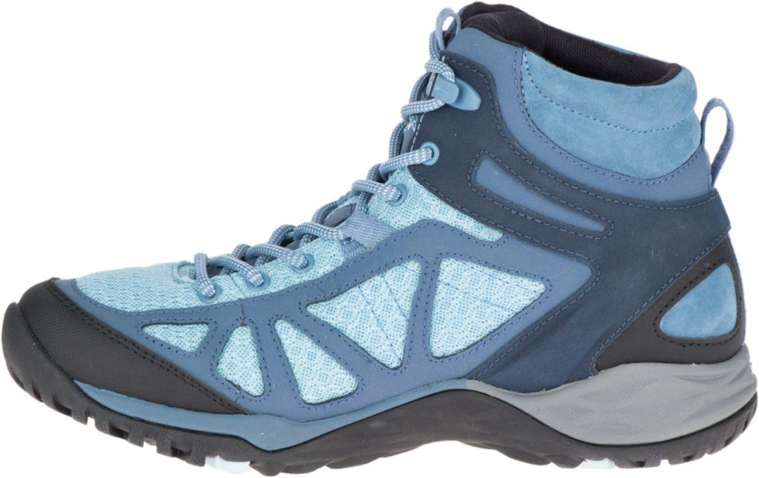 9b535b93 Merrell Women's Siren Sport Q2 Mid Waterproof Hiking Boots