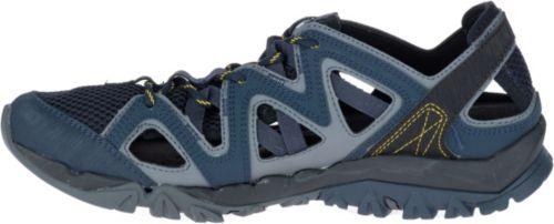 669e24f989e Merrell Men s Tetrex Crest Wrap Water Sandals