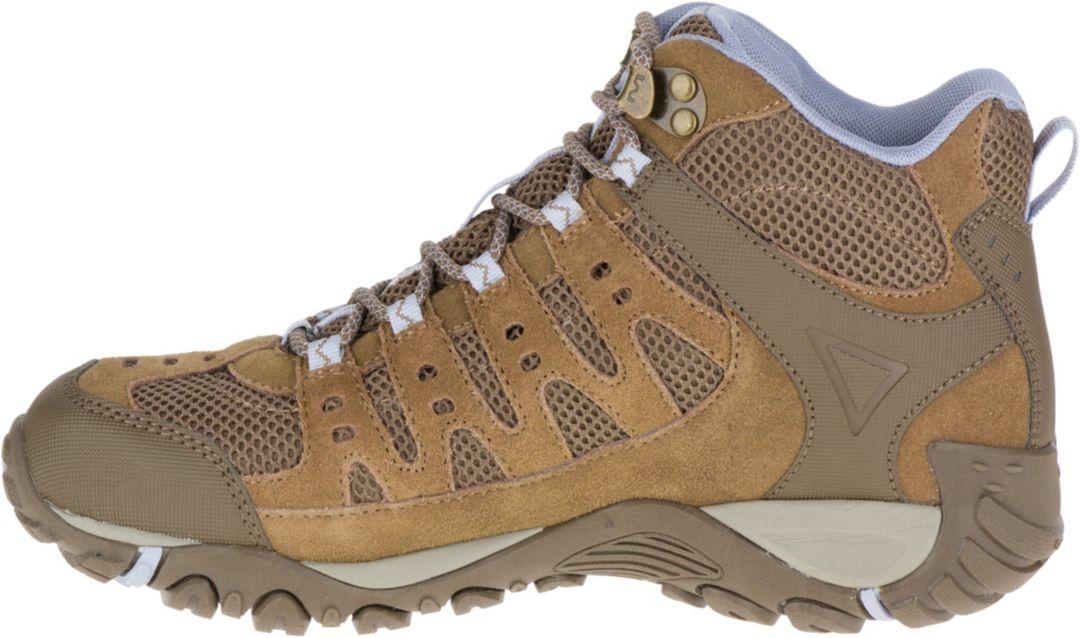 e7e1f5c631f Merrell Women's Accentor Mid Ventilator Waterpoof Hiking Boots