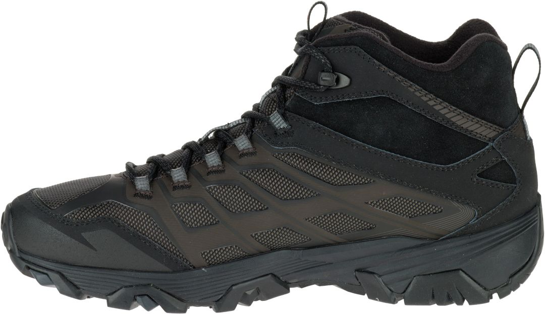 cbdc36d5ae7 Merrell Men's Moab FST ICE + THERMO 100g Waterproof Hiking Boots