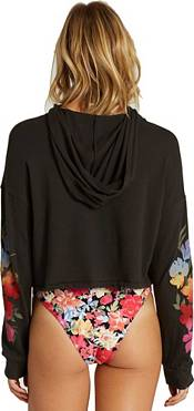 Billabong Women's Vida De Flor Hooded Long Sleeve T-Shirt product image