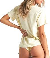 Billabong Women's Lost In Adventure Short Sleeve T-Shirt product image