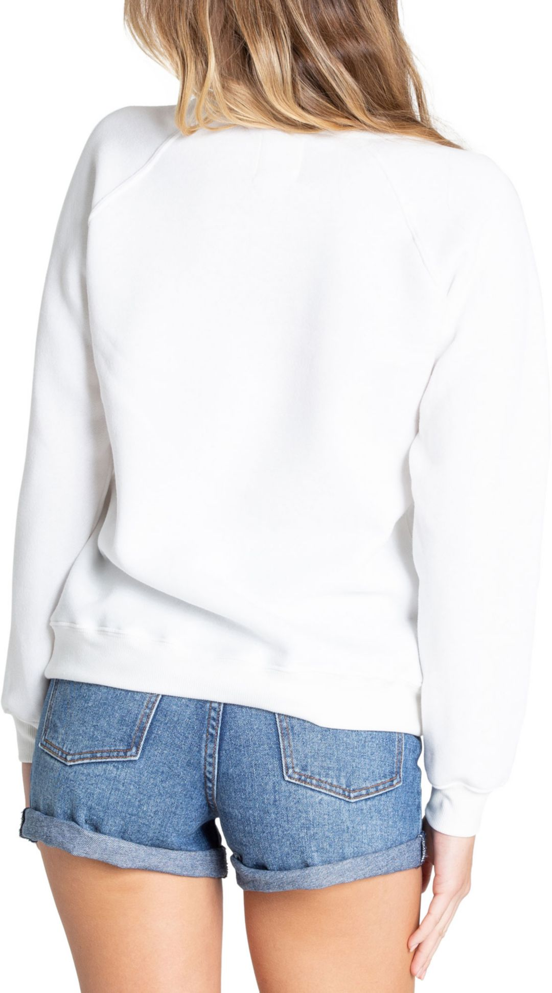 e299cce3 Billabong Women's Wish You Were Here Fleece Sweatshirt | DICK'S ...