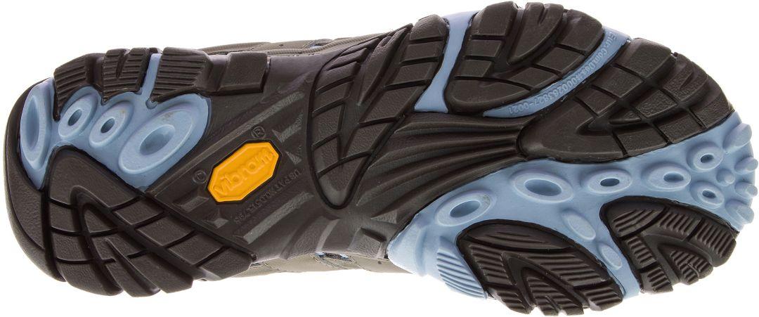 Merrell Moab 2.0 GTX Mens Walking Shoes Brown Gore-tex Waterproof Hiking Shoe