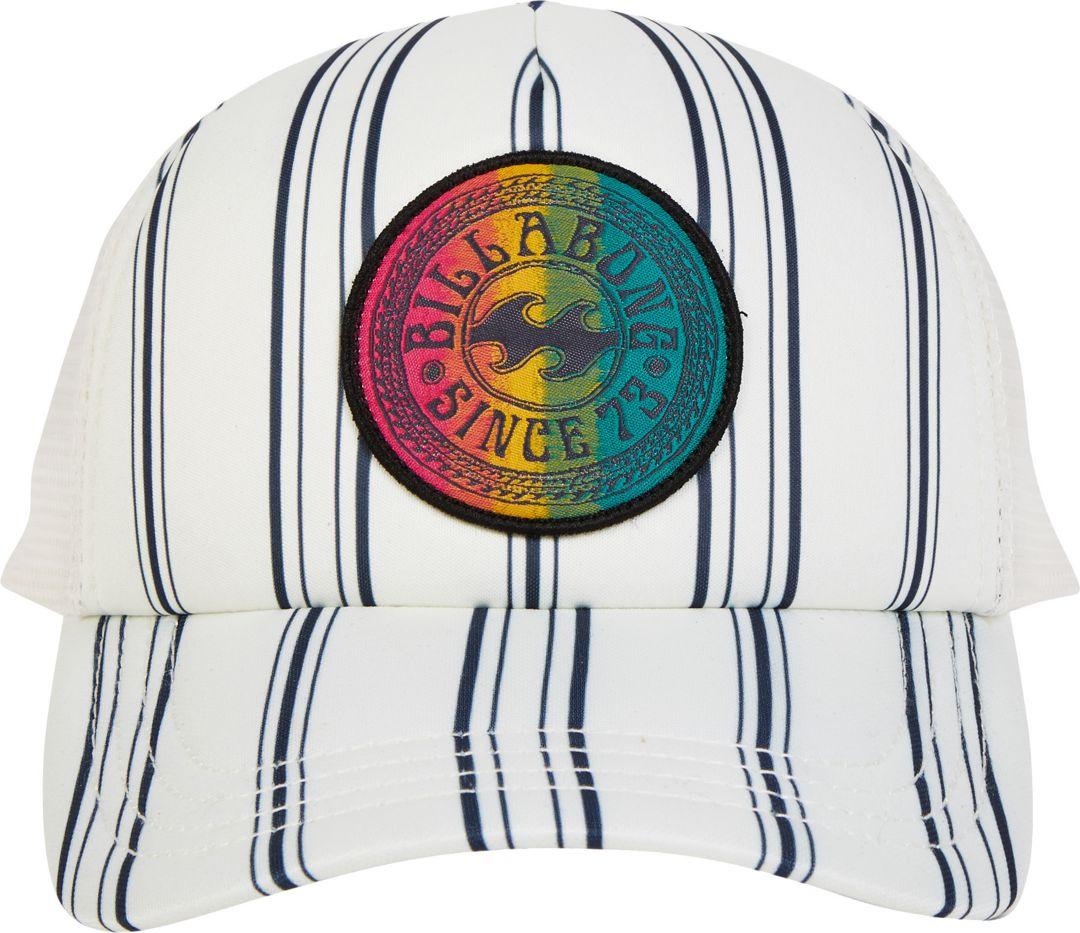 4b09e49c1 Billabong Women's Heritage Mashup Trucker Hat