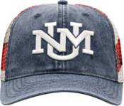 Top of the World Men's New Mexico Lobos Red/White/Blue July Adjustable Hat product image