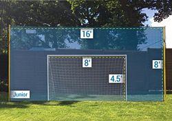 33b4bb73783 Open Goaaal Junior Soccer Goal Rebounder Backstop alternate 3
