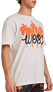 WeSC Mens Max Palms Graphic T-Shirt product image