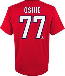 new arrivals 90829 e7a50 NHL Youth Washington Capitals T.J. Oshie #77 Red T-Shirt