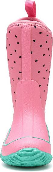 Muck Boots Kids' Hale Watermelon Rain Boots product image