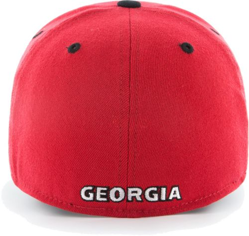 7774bae5f29 47 Men s Georgia Bulldogs Red Contender Fitted Hat