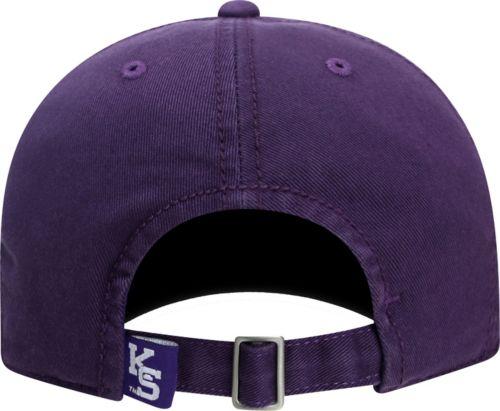 premium selection b2e4e 6f18d Top of the World Men s Kansas State Wildcats Purple Crew Adjustable ...